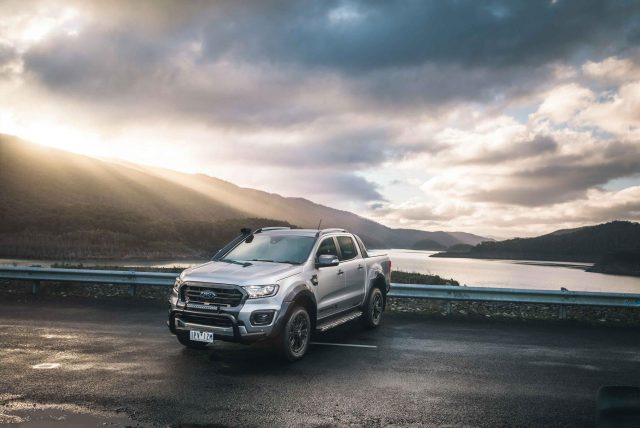 2019 Ford Ranger WildTrak X