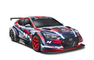 Hyundai Motorsport Veloster N ETCR