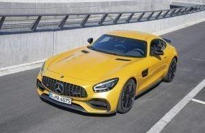 2020 AMG GT R Coupé