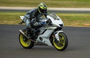 2019 Yamaha R-experience event