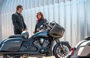 2020 Indian Motorcycle Challenger Dark Horse
