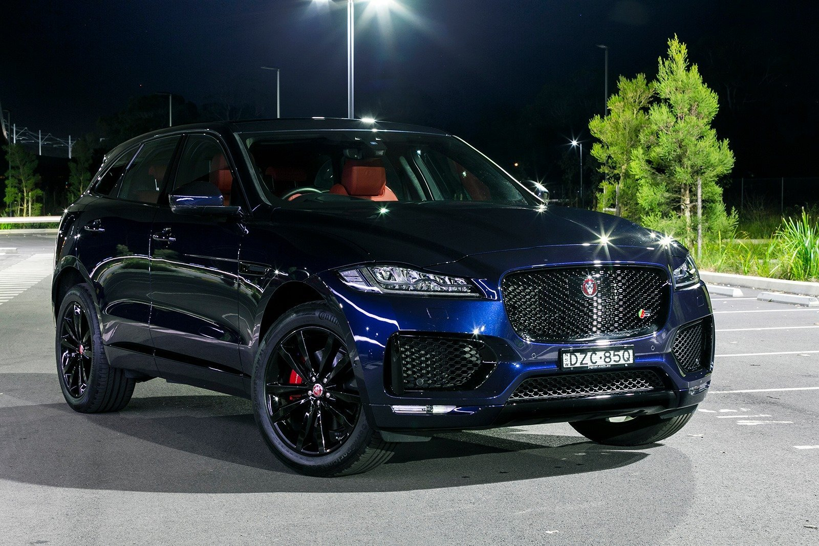 Auto Review 2020 Jaguar F Pace S 30d Exhaust Notes Australia