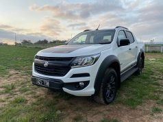 2020 Holden Colorado Z71
