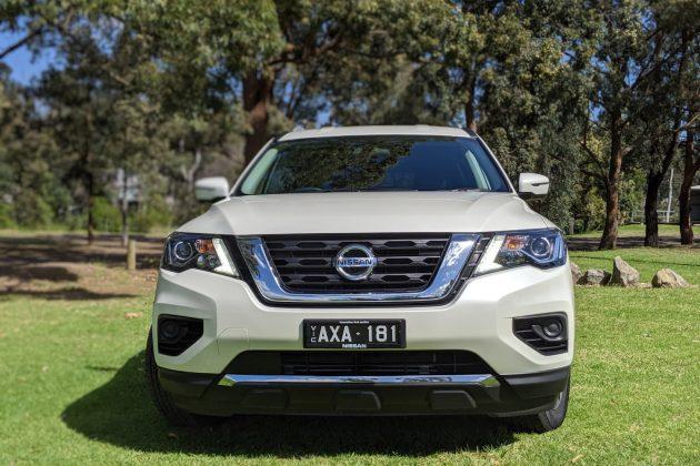 2019 Nissan Pathfinder ST+