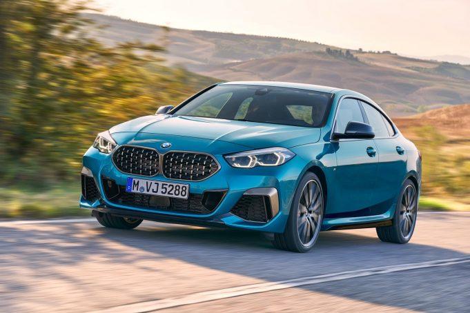 2020 BMW 2 Series Gran Coupé