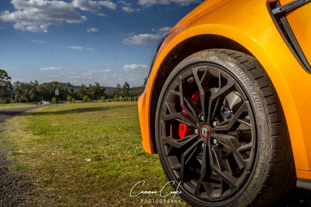 RS wheel