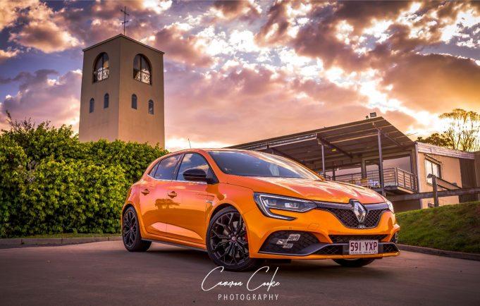2019 Renault Megane R.S. Cup (EDC)