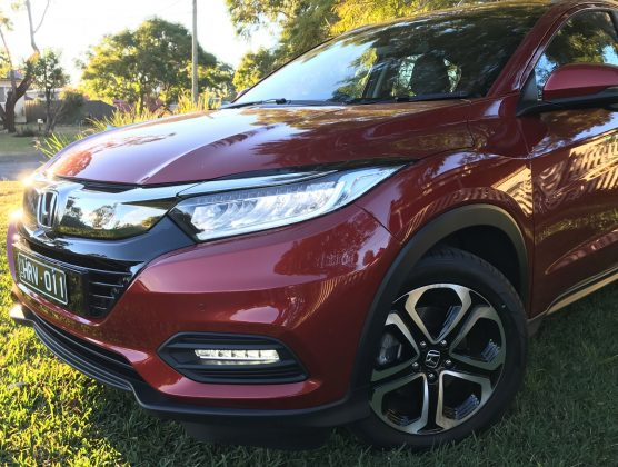 2019 Honda HR-V VTi LX