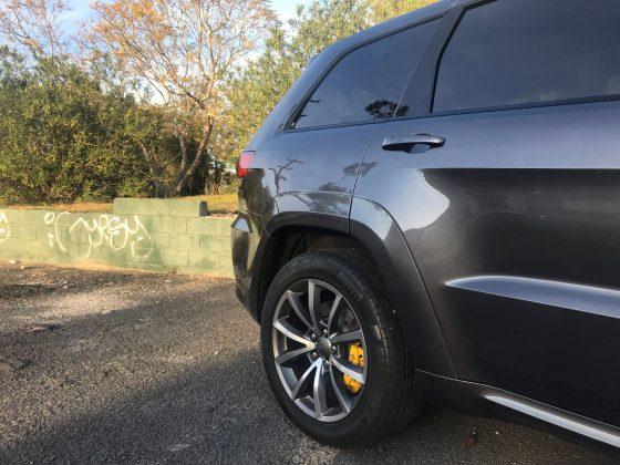 Jeep rear