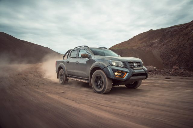 2020 Nissan Navara N-TREK Warrior