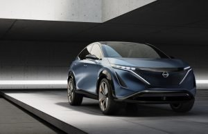 Nissan ARIYA concept - Tokyo Auto Show