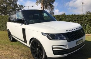 2019 Range Rover Vogue HSE 400e PHEV