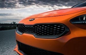 Special edition Kia Stinger Carbon