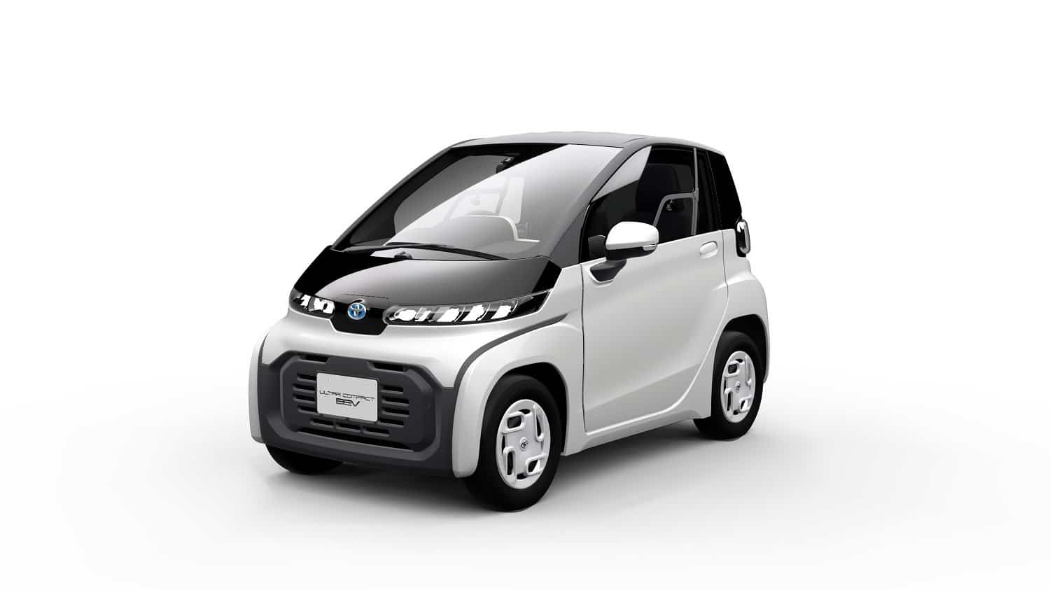Toyota Ultra Compact BEV concept