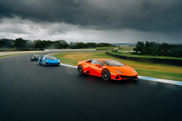 On Track: the Lamborghini Experience