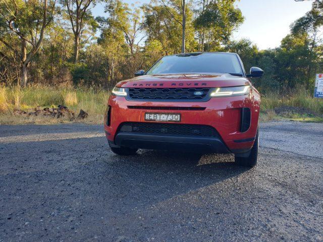 2020 Range Rover Evoque R-Dynamic D240 SE