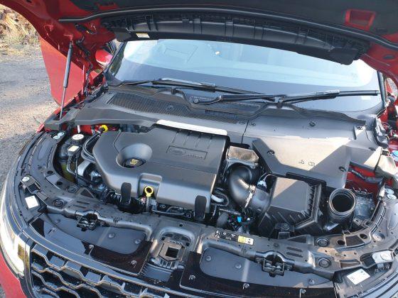 Evoque engine