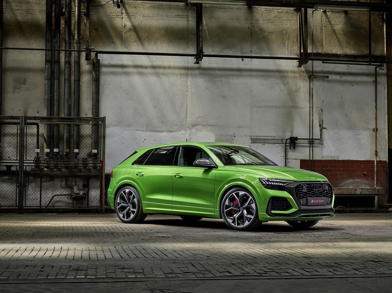 Audi Rs Q8 Hits The Road Car Maker Launches E Tron Sportback