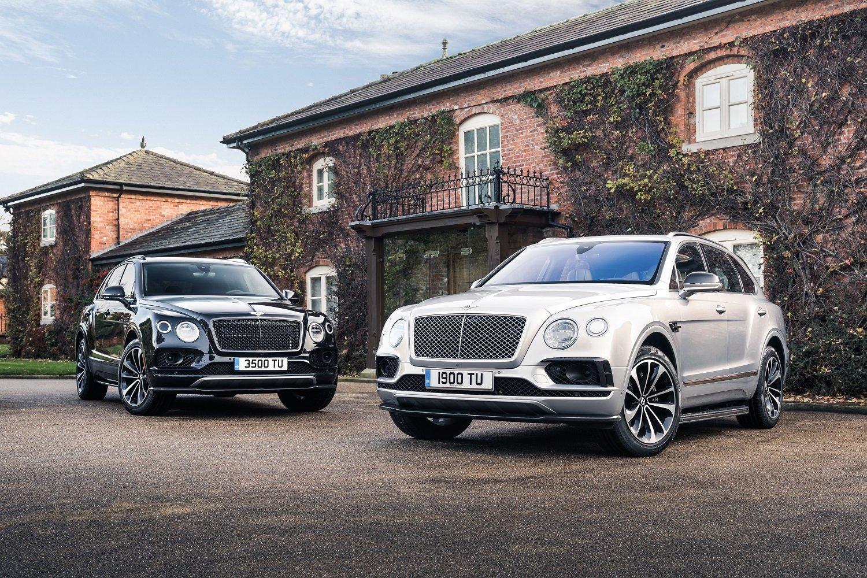 Luxury Set To Hit A New High With 2020 Bentley Bentayga