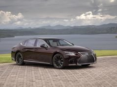 2020 Lexus LS 500 Inspiration Series anniversary edition