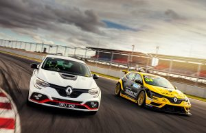 2020 Megane R.S. Trophy-R at The Bend