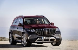 2020 Mercedes-Maybach GLS 600 4MATIC