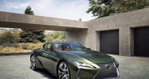 2020 Lexus LC Inspiration Series