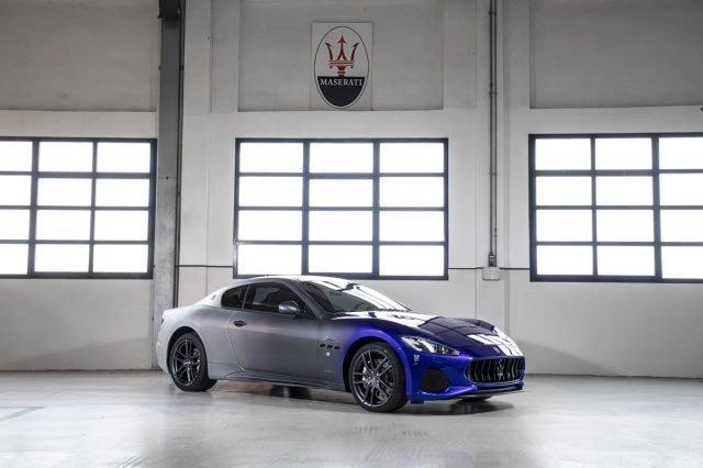 Maserati GranTurismo Zèda