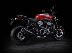 2021 Harley-Davidson Bronx Streetfighter prototype