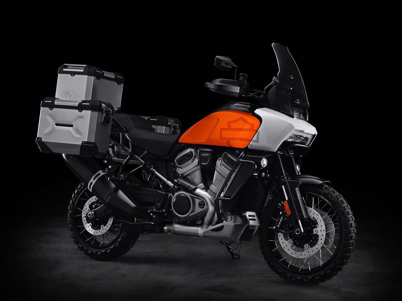 2021 Harley-Davidson Pan America prototype