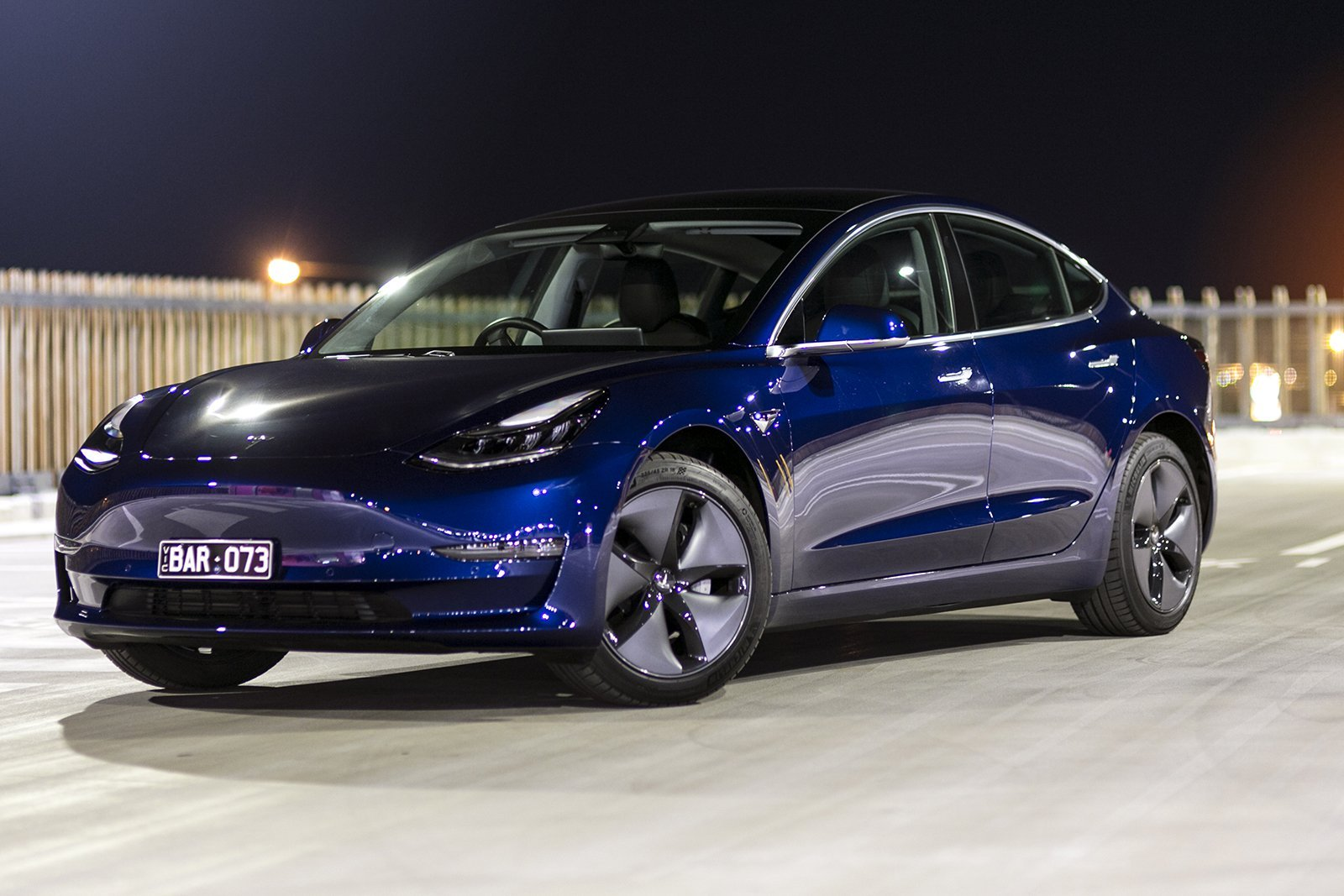 Auto Review 2020 Tesla Model 3 Standard Range Plus