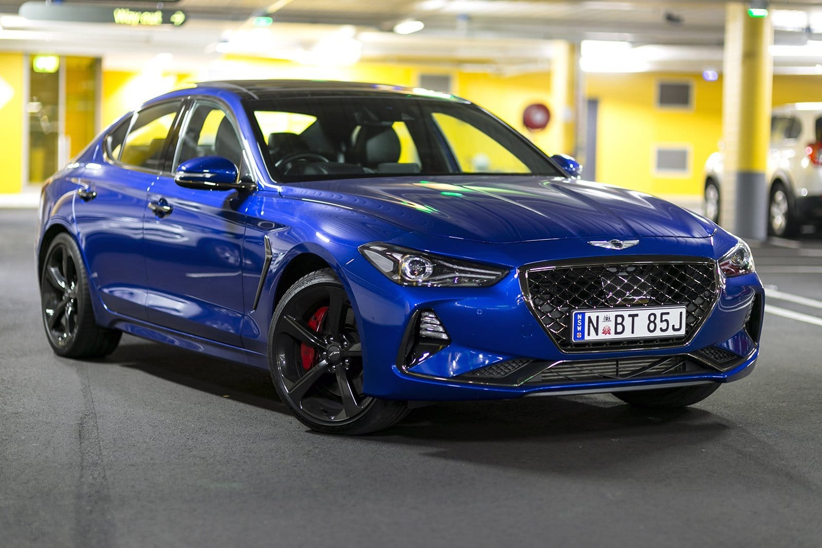 Auto Review: 2019 Genesis G70 3.3T Ultimate Sport