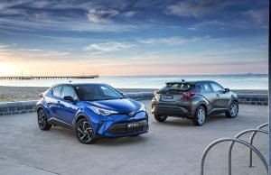 2020 Toyota C-HR range now includes hybrid