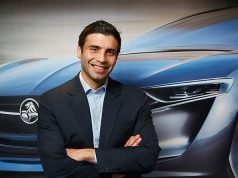 Holden interim chairman and managing director Kristian Aquilina