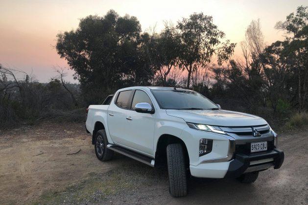 2020 Mitsubishi Triton GLS Premium