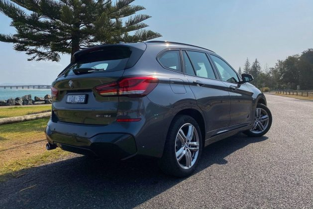 2020 BMW X1 sDrive18d