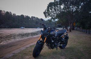 2020 Yamaha MT-09SP
