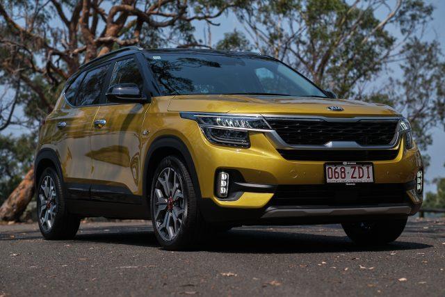 2020 Kia Seltos GT-Line (AWD)