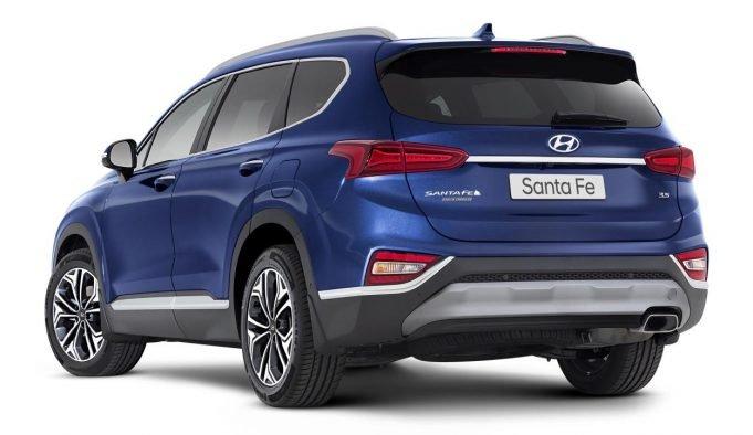 2020 Hyundai Santa Fe V6