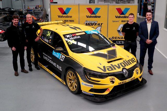 Renault Australia to back Garry Rogers Motorsport in 2020