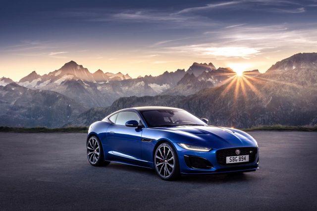 2021 Jaguar F-TYPE R Coupe