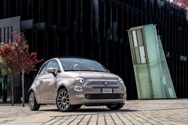 2020 Fiat 500 and 500C