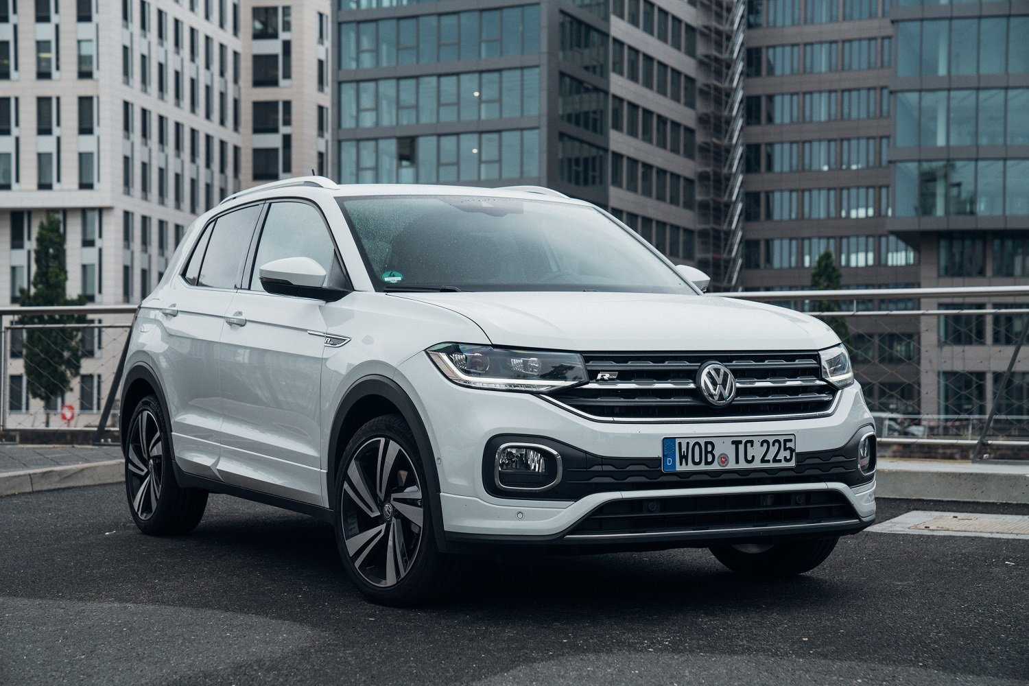 2020 Volkswagen T-Cross
