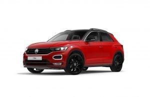 2020 Volkswagen T-Roc X Special Edition