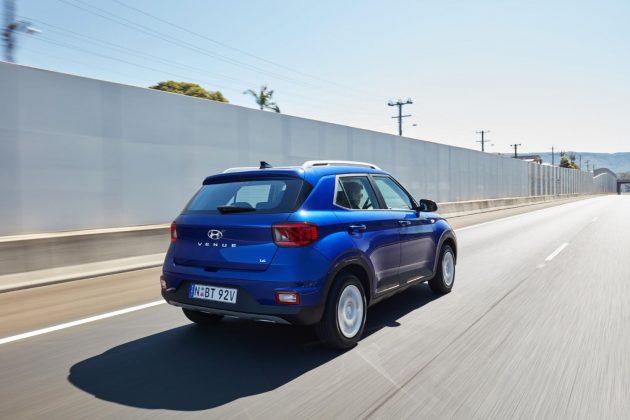 2020 Hyundai Venue Go