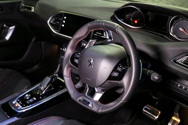 2020 Peugeot 308 GT
