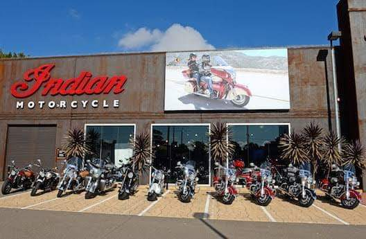Polaris to close Victory & Indian Motorcycles Sydney