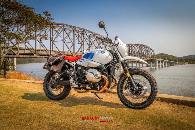 2020 BMW R nineT Urban G/S