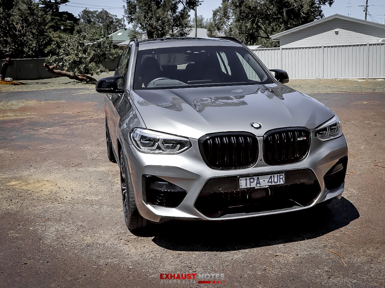 Auto Review 2020 Bmw X3 M Competition Exhaust Notes Australia