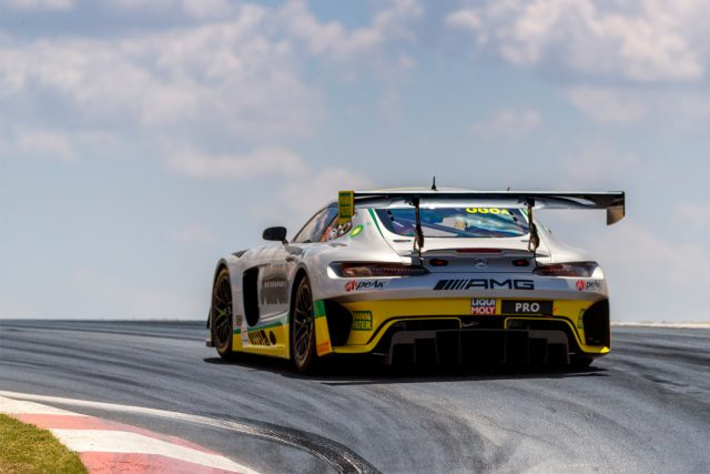 Triple Eight Racing at Bathurst 12 Hour